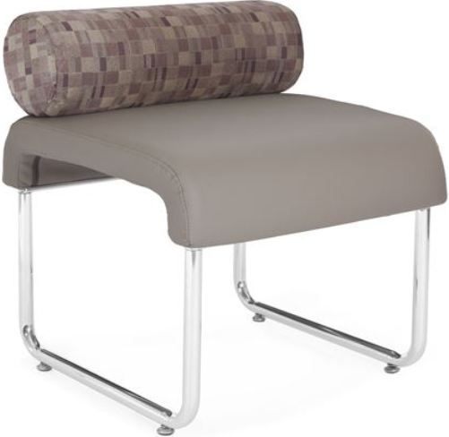 OFM 421-PLUM-PU607 Uno Series Pillow Back Seat, 20