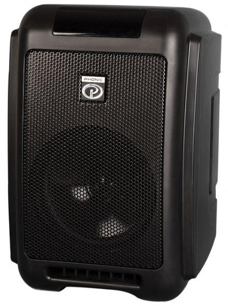 "Wireless sound system, 6"" full range speaker and 20 watts RMS power"