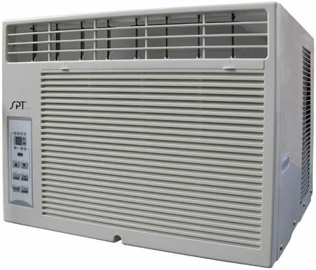 Sunpentown wa 1091s window air conditioner energy star for 1800 btu window air conditioner