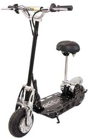 X Treme X 500 Electric Scooter 500 Watt 4 Battery 10